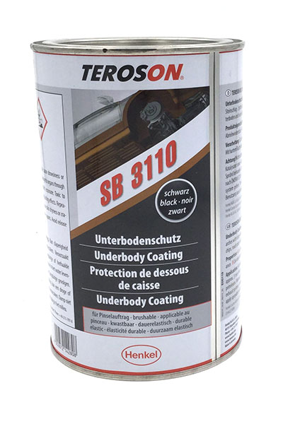 autozubeh r online teroson sb 3110 unterbodenschutz 2232072. Black Bedroom Furniture Sets. Home Design Ideas