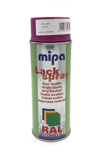 Mipa Lackspray Purpur RAL 4006